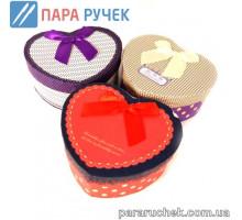 Коробка подарочная А0019 Сердце