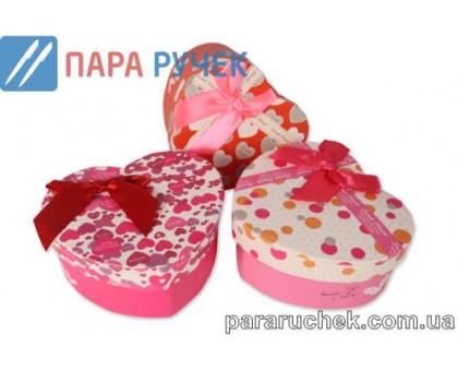 Коробка подарочная А0026 Сердце