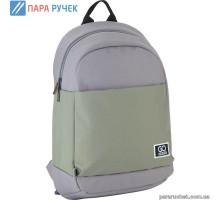 Рюкзак GO21-173L-3 хаки с серым