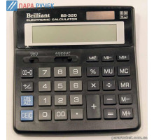 Калькулятор Brilliant (BS-320)