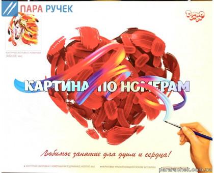 Картина по номерам на полотне 40*50см Данкотойс