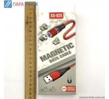 Кабель 3в1 XS 025 магнитный