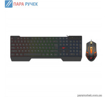 Клавиатура (Комплект для игр) HV-KB511CM