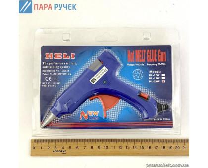 Термопистолет для силикона мал. HS-Е20