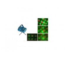 Лазерная лампа с рисунками JY-6C
