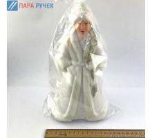 Игрушка пласт. снегурочка №2 (30см) Украина