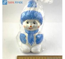 "Игрушка Н.Г. ""снеговик"" №1 (18см)  Украина"