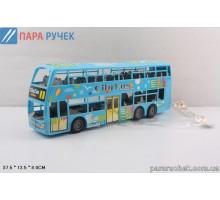 Автобус XY818 в пакете 37,5*13,5см.