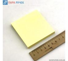 Бумага для заметок 76*76 4-х секционная (№101)