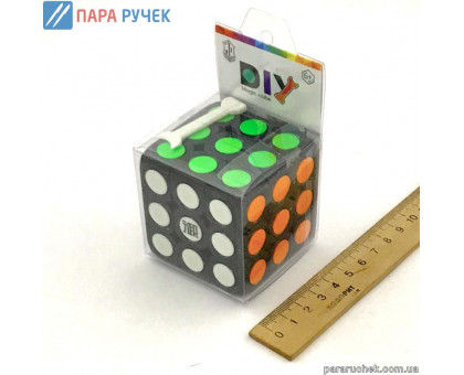 """Кубик рубика 3x3 с """"ключом"""" 379009-А (16-5)"""