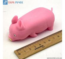 Игрушка-антистресс свинка