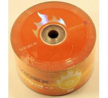 Диск DVD-R(+R) Videx (50шт.)
