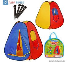 М+Палатка М 0053 (83-83-108 см.) в сумке