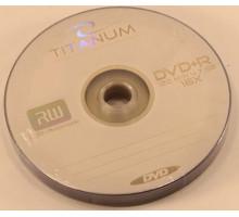 Диск DVD-R(+R) TITANUM (10шт)