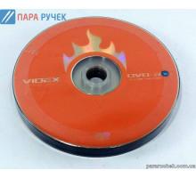 Диск DVD-R(+R) Videx (10шт.)