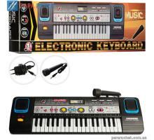 Синтезатор MQ869USB микрофон, запись,MP3  кор-ке,