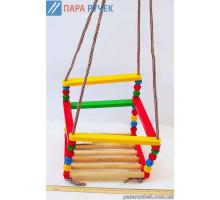 Качели деревянная (0045)