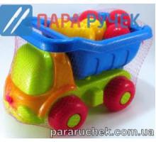 KinderWay.Машина Шмелек Б с шариками (07-720-4)