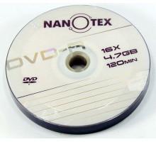 Диск DVD-R(+R) NАNOTEX (10шт)