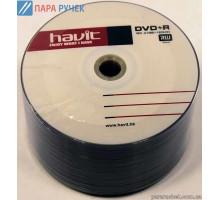Диск DVD-R(+R) HAVIT (50шт.)