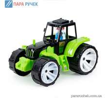Трактор BAMS 0 черная кабина 007/6 Бамсик