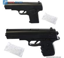 Пистолет К17-К19 водн. пули, 17 см, в пакете