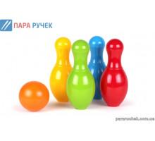 Набір для гри в боулінг арт. 4708 ТехноК