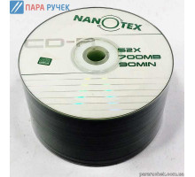 Диск CD-R NANOTEX (50 шт.)