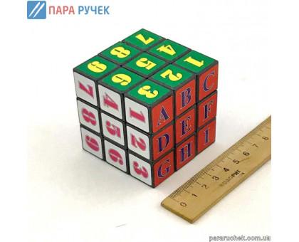 "Кубик рубика 3x3 ""цифры"" (16-15)"