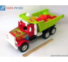"KinderWay.Машинка ""Б"" с 15 шариками (07-601-4)"
