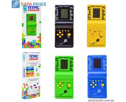 Тетрис PL-720-40 (4 цвета) батар. в кор 18*7см