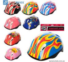 Защита MS 0014 шлем, 8 видов в кульке